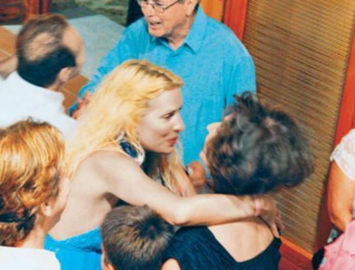 Λιλίκα Παντζοπούλου: Η πεθερά της Μενεγάκη στο Όναρ - Φωτογραφίες στη δημοσιότητα
