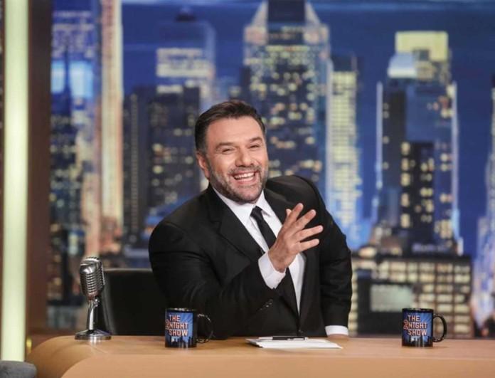 The 2night show: Θα φέρει 40άρι στην τηλεθέαση ο Γρηγόρης Αρναούτογλου με αυτούς τους καλεσμένους