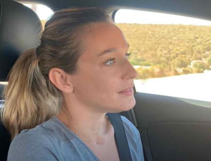 Κάτια Ζυγούλη: Ρίγη συγκίνησης με την σύζυγο του Σάκη Ρουβά
