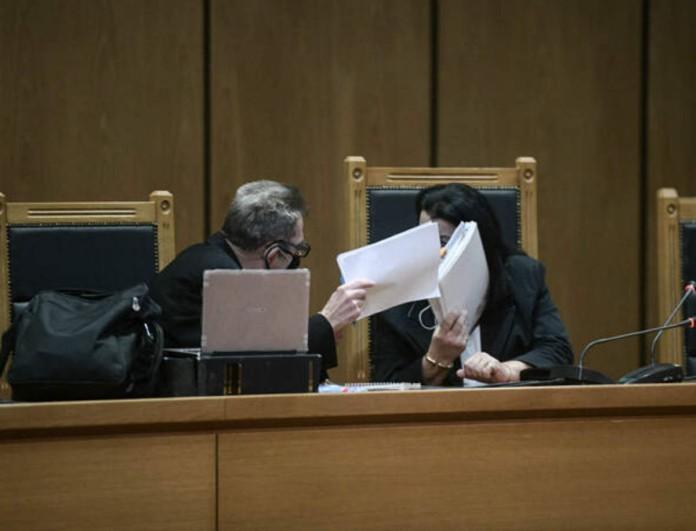 Δίκη Χρυσής Αυγής: 13 χρόνια φυλάκιση για την ηγετική ομάδα - 10 για τον Ματθαιόπουλο