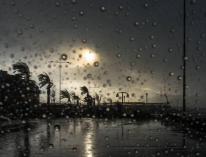 Συνεχίζεται η κακοκαιρία: Βροχές και καταιγίδες σε Κρήτη και Κυκλάδες