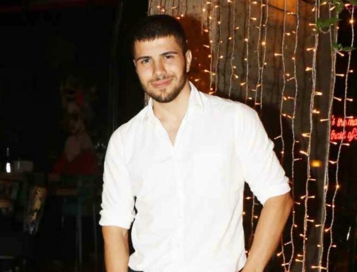 Βλαδίμηρος Νικόλα: Πρώτη δημόσια εμφάνιση μετά την αποχώρηση του από το Big Brother