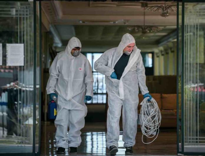 Ιωάννινα: Σε 10ημερη καραντίνα γηροκομείο με εντολή Νίκου Χαρδαλιά