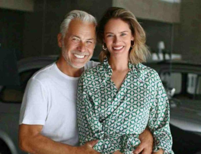Χάρης Χριστόπουλος - Ανίτα Μπράντ: Το σπίτι τους είναι για εξώφυλλο - Το σαλόνι θα το ζηλέψεις