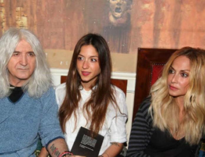 Η φωτογραφία της Σοφίας Καρβέλα στο διαδίκτυο που έφερε την αντίδραση της Άννας Βίσση