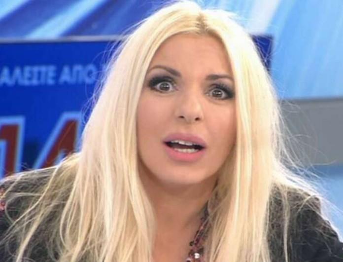 «Πάγωσε» η Αννίτα Πάνια με την αναφορά στην ηλικία της - «Εσύ φαίνεσαι...»