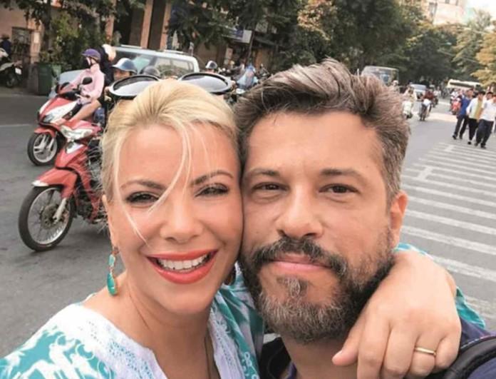 Η αποκάλυψη της Αντελίνας Βαρθακούρη για την εκπομπή μαζί με τον Χάρη