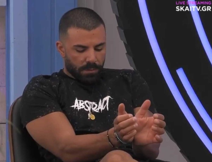 Αντώνης Αλεξανδρίδης: «Καρφώνει» ξανά το Big Brother - Η νέα του ανάρτηση