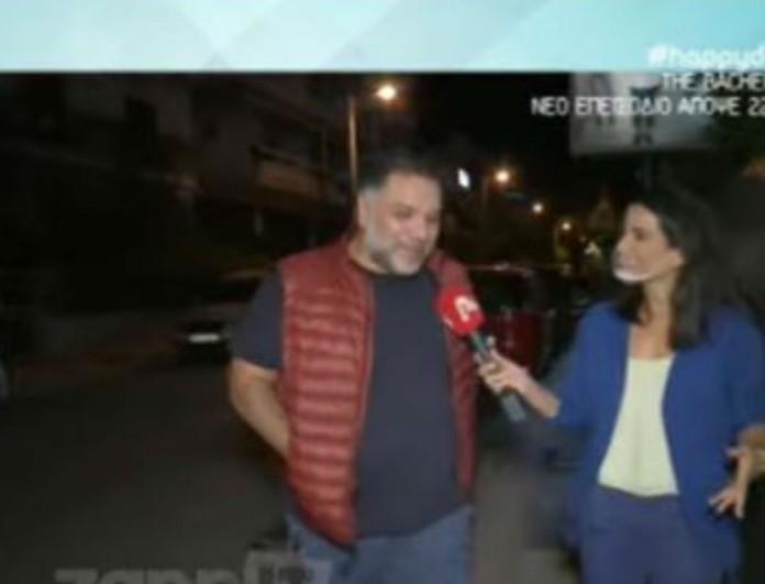 Γρηγόρης Αρναούτογλου: Η ενόχληση του για την αποχώρηση της Ζήνας Κουτσελίνη: