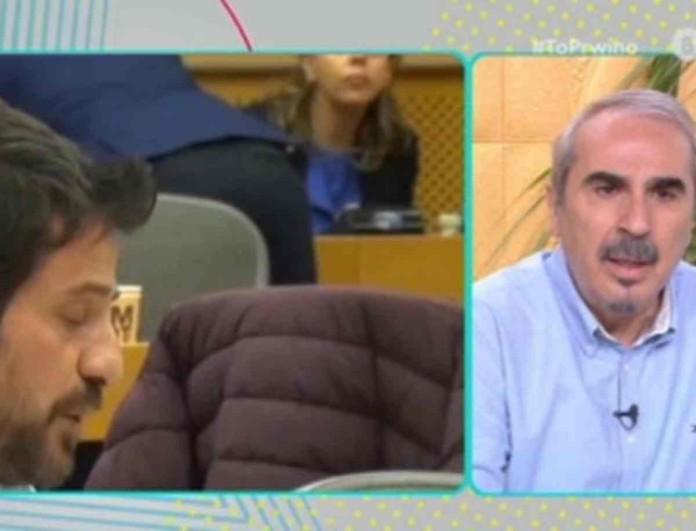 Βαγέλης Περρής: Η σκληρή απάντηση στις κατηγορίες του Γεωργούλη - «Αυτό σαν ευχή να...»