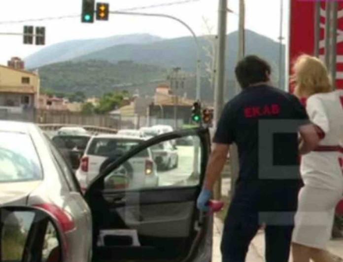 «Κοκάλωσε το αυτοκίνητο του και...» - Συγκλονίζει η Ραχήλ Μακρή για το τροχαίο της