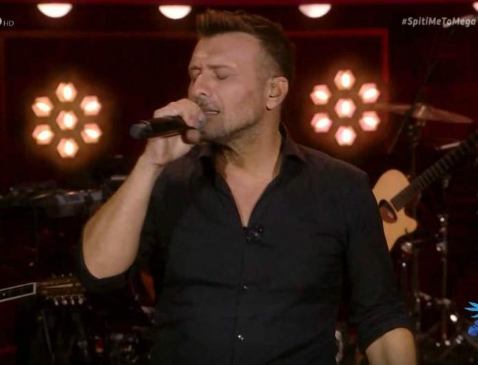 Γιάννης Πλούταρχος: Αυτό το τραγούδι αφιέρωσε στην κόρη του Κατερίνα!