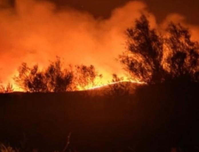 Φωτιά στον Έβρο - Οι πυροσβεστικές δυνάμεις ενισχύονται