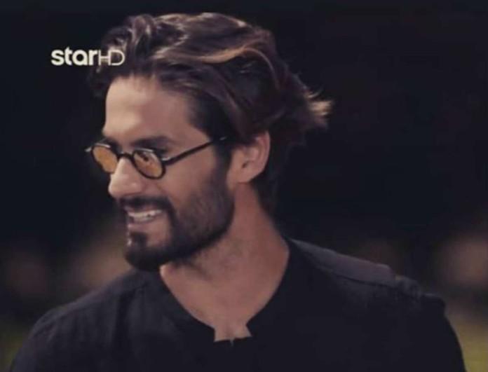 Γιώργος Καράβας: Μετά το makeover στο GNTM έκανε αποκάλυψη για τα δικά του μαλλιά