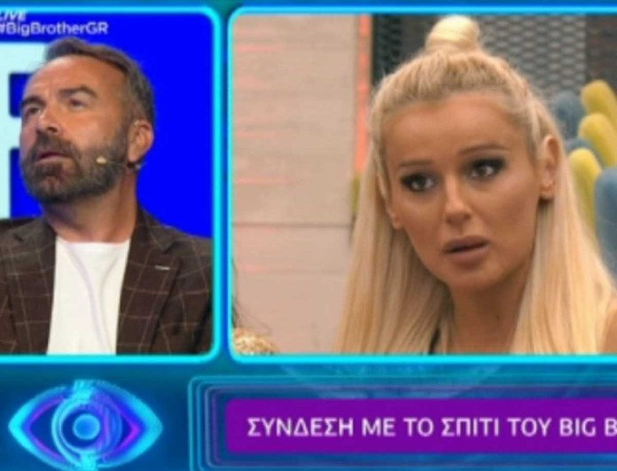 Big Brother: Ο Γρηγόρης Γκουντάρας «άδειασε» τη Ράνια - «Δεν μπορείς να λες δεν κάνω αυτό...»