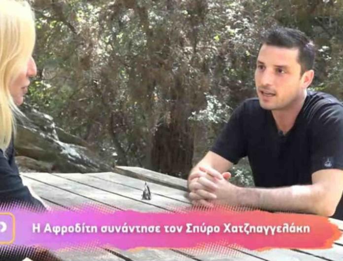Σπύρος Χατζηαγγελάκης: Η προσωπική του ζωή και η πρόταση για εκπομπή!
