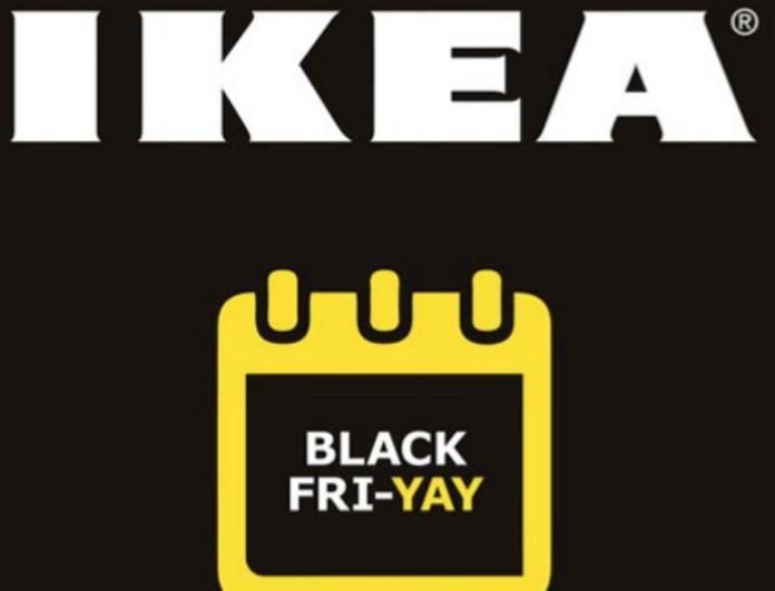 ΙΚΕΑ: Πρώτη φορά θα κάνει κάτι τέτοιο την Black Friday - Ενημερωθείτε, σίγουρα σας αφορά