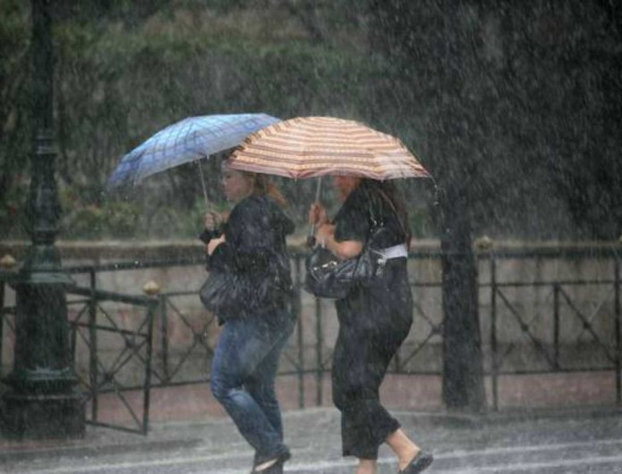 Έκτακτο δελτίο καιρού - Σε ποιες περιοχές θα «σκάσουν» βροχές και χαλαζοπτώσεις;