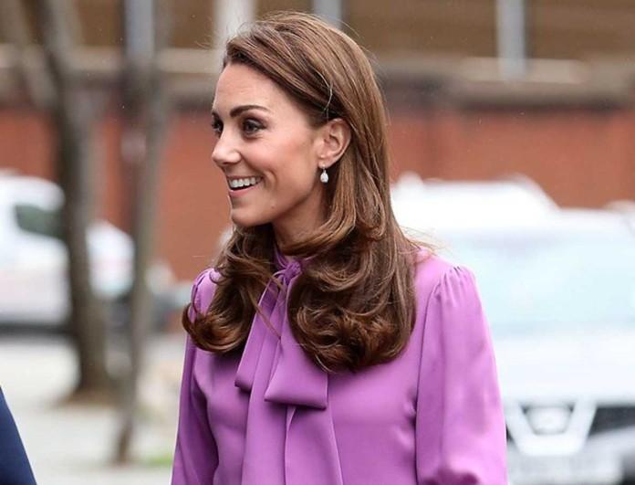 Χαμός στο διαδίκτυο με το total black look της Kate Middleton