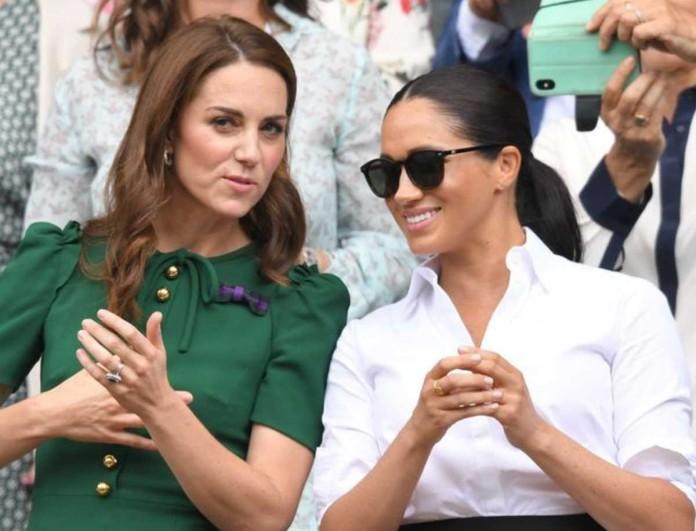 Συγγενής της Kate Middleton ξεσπά κατά της Meghan Markle - «Είναι μαριονέτα»