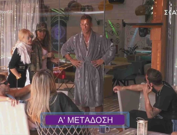 Big Brother: Χαμός στο σπίτι - Ο