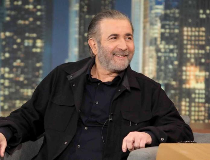 Απασφάλισε ο Λάκης Λαζόπουλος για την επιστροφή του στην τηλεόραση