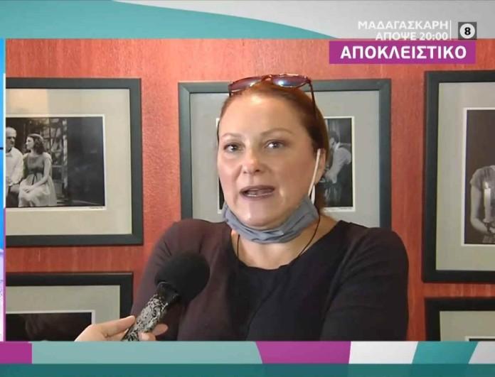 Ρένια Λουιζίδου: Ξεσπά για τα ριάλιτι -