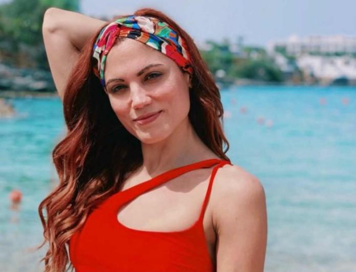 Μαίρη Συνατσάκη: Έκανε γυμνισμό και της ζήτησαν να βγάλουν φωτογραφία - Τι έκανε;