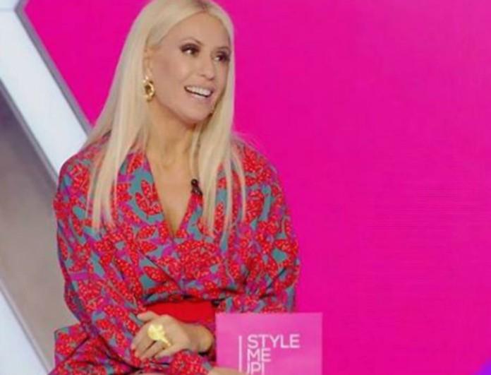 Μαρία Μπακοδήμου: Ραγδαίες εξελίξεις και αλλαγές στο Style Me Up του Opentv
