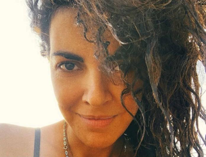 Μαρία Σολωμού: Δεν θα πιστέψετε σε ποιον πρώην της ευχήθηκε!
