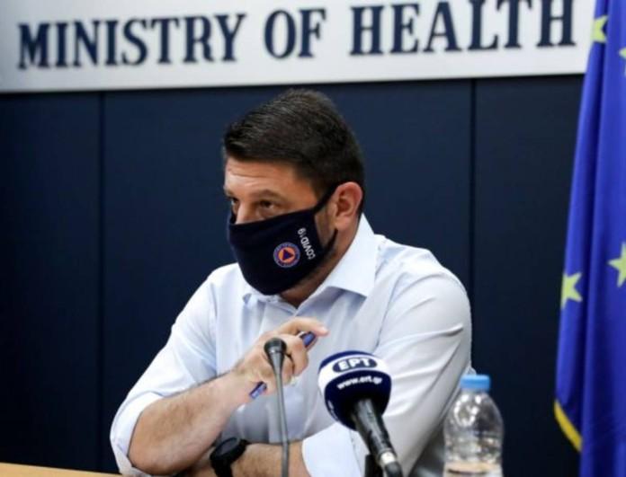 Νίκος Χαρδαλιάς: Ενεργοποιείται χάρτης υγειονομικής ασφάλειας