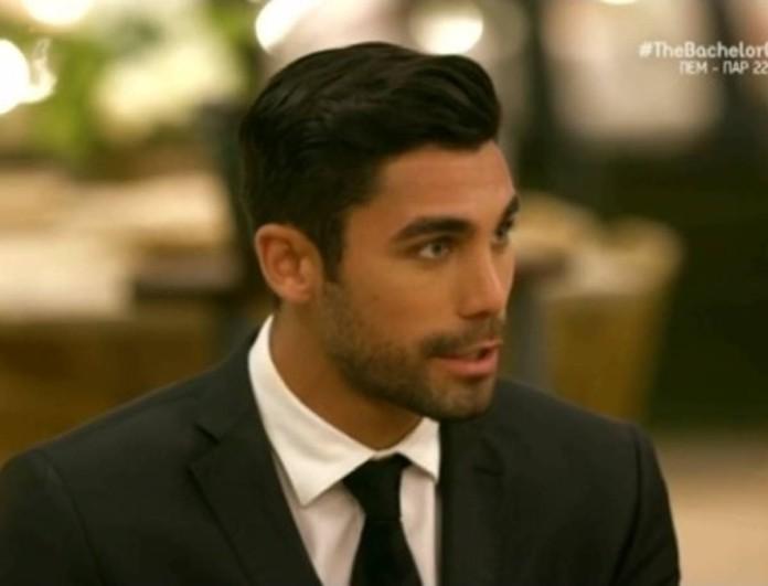 The Bachelor: Τα πήρε ο Παναγιώτης Βασιλάκος - «Θα σηκωθώ να φύγω»