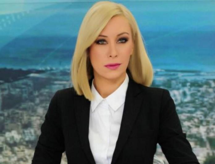 Αντριάνα Παρασκευοπούλου: Η παρουσιάστρια της ΕΡΤ δηλώνει -