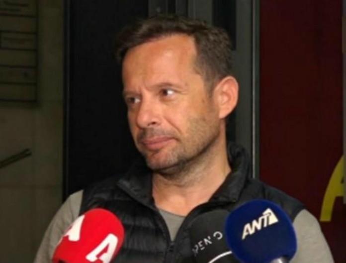 Γιώργος Πυρπασόπουλος: Μιλά για την σχέση του με τον Παπακαλιάτη -