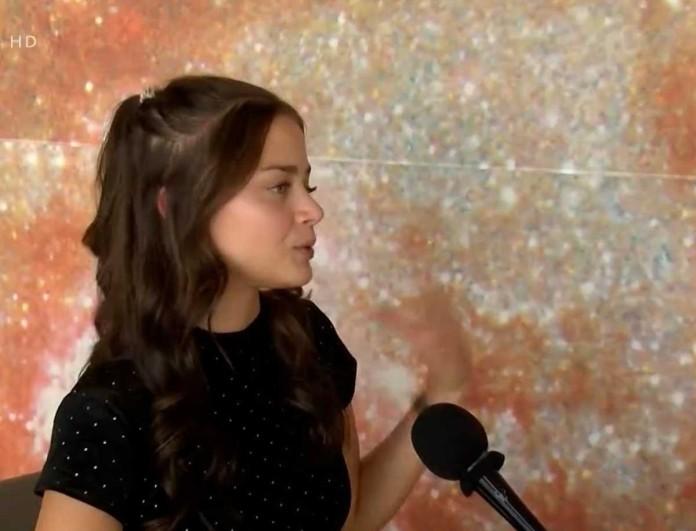 Στεφανία Λυμπερακάκη: Η αποκάλυψη για τη Eurovision 2021 και τα μηνύματα με τον Κωνσταντίνο Αργυρό