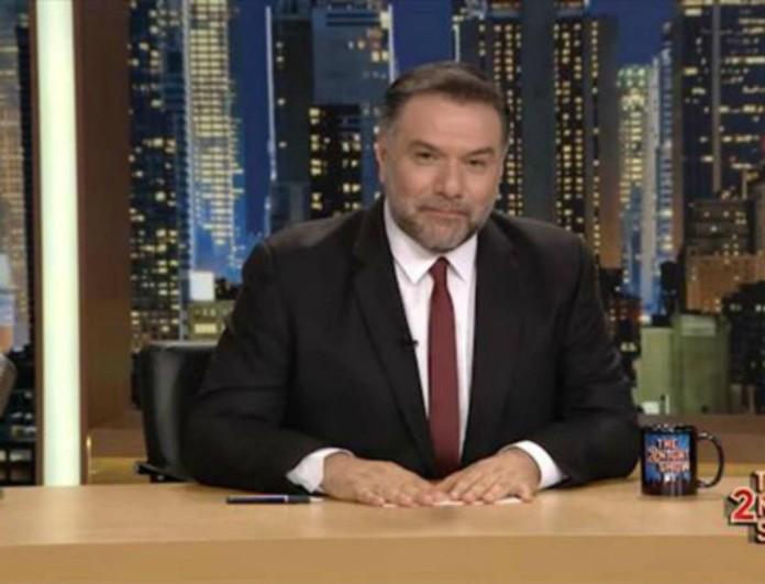 «Έσκασε» ανακοίνωση του ΑΝΤ1 για τον Γρηγόρη Αρναούτογλου