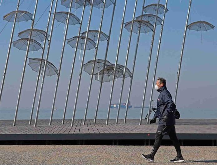 Κορωνοιός: Μεγάλη ανησυχία στην Θεσσαλονίκη - Προειδοποιεί ο Σωτήρης Τσιόδρας