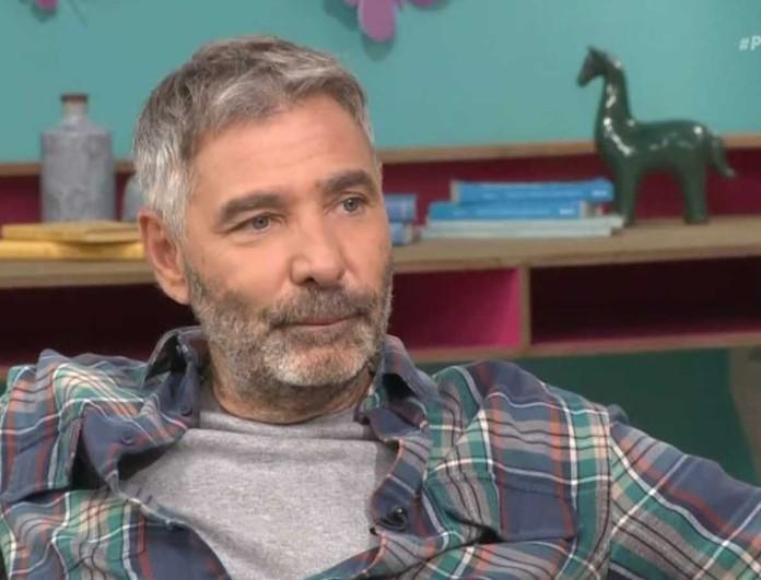 Θοδωρής Αθερίδης: Μίλησε για τα ευχάριστα στον αέρα του MEGA - Αυτό είναι το νέο του βήμα