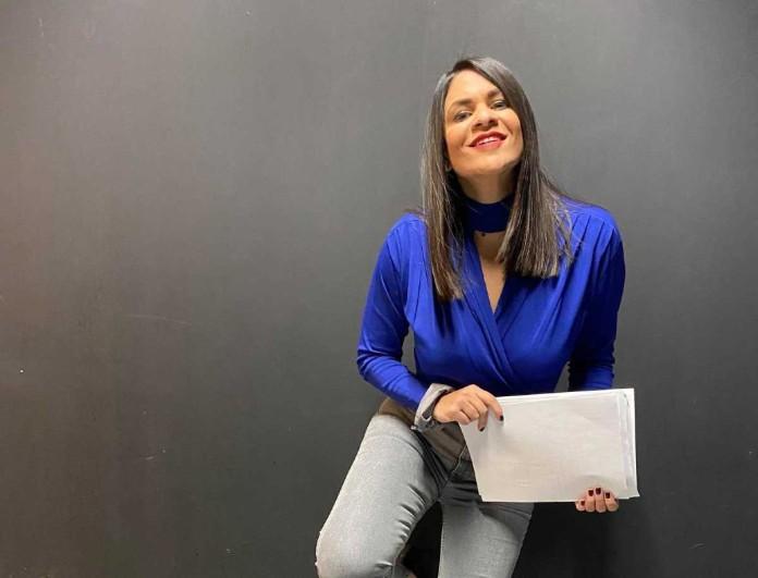 Τίνα Μιχαηλίδου: Το μήνυμα όλο νόημα μετά την παραίτησή της από την εκπομπή της Ελεονώρας Μελέτη
