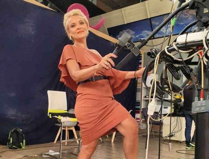 Άλλος άνθρωπος η Τζωρτζέλα Κόσιαβα - Η μεγάλη αλλαγή που έκανε στην εμφάνισή της