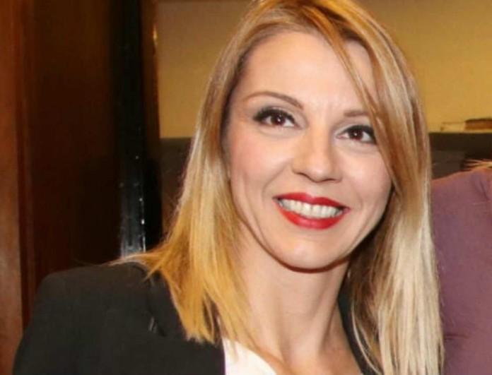 Ματίνα Νικολαου: