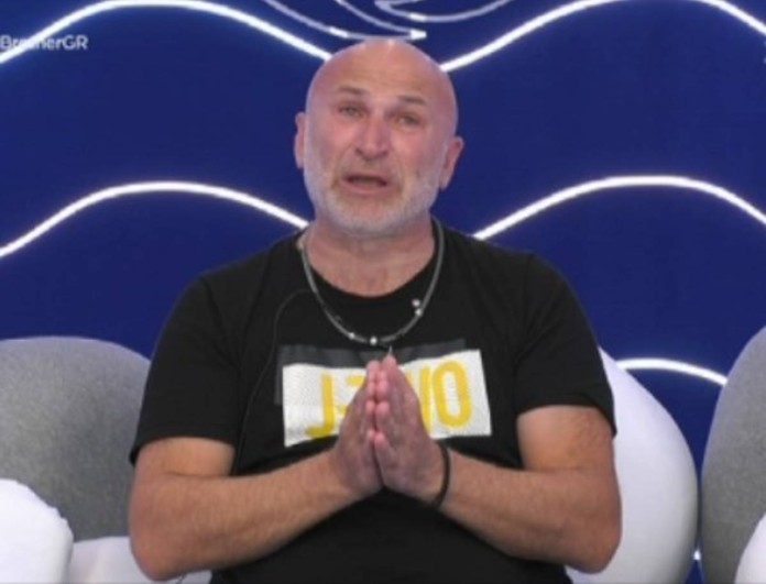 Big Brother: «Λύγισε» ο Χρήστος Μακρίδης - «Είμαι έτοιμος να πηδήξω από τον φράχτη»