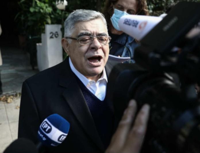 Δίκη Χρυσής Αυγής: Προκλητικές δηλώσεις του Μιχαλολιάκου -