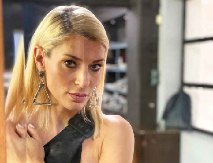 Ζέτα Δούκα: Εντυπωσιάζει η αλλαγή στα μαλλιά της!