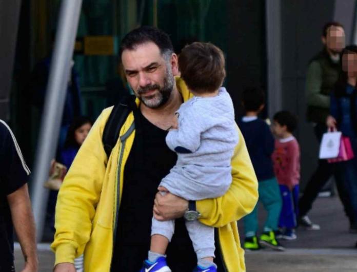 Γρηγόρης Αρναούτογλου: Η εξομολόγηση για το γιο του - «Αν ποτέ αποφασίσει να μιλήσει...»