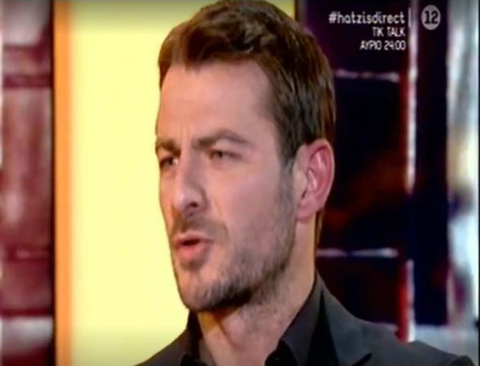 Γιώργος Αγγελόπουλος: Σάλο προκάλεσαν οι δηλώσεις του -