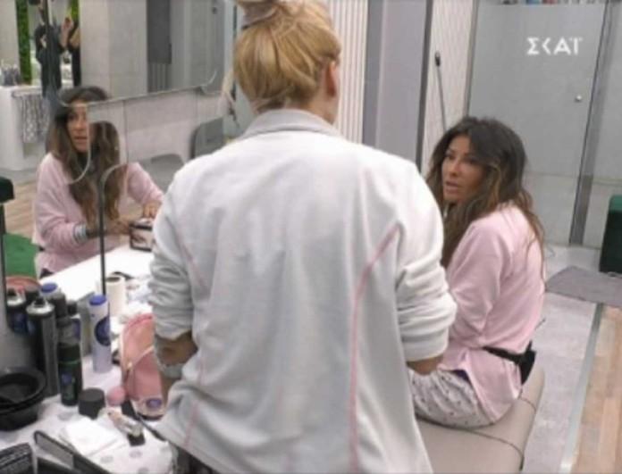 Big Brother: Αρπάχτηκαν Ραμόνα και Άννα Μαρία - Οριστικό τέλος στη φιλία τους