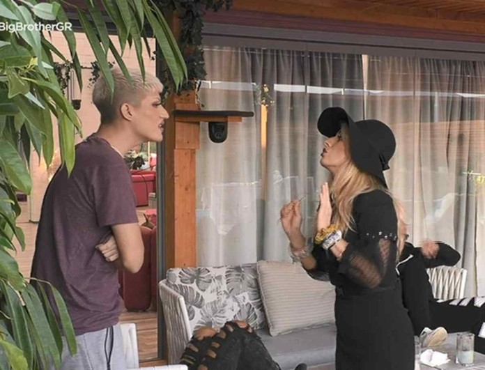 Big Brother: Άγριος καυγάς ανάμεσα σε Θέμη και Άννα Μαρία - «Μην τολμήσεις να μου ξαναμιλήσεις»