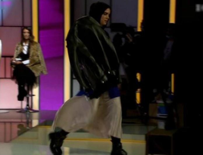 My Style Rocks: Έξαλλη η Αρετή Λίς έφυγε από το παιχνίδι -