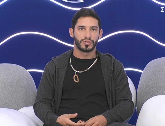 Big Brother: Ένταση ανάμεσα στον Γρηγόρη και τη Ραΐσα - «Βούλωσέ το...»